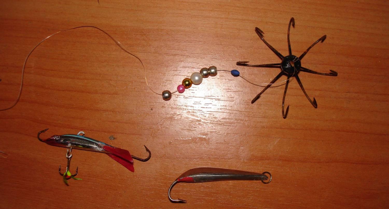 ловля плотвы пауком